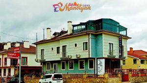 Ağva Manolyam Hotel Adres