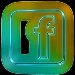 Yeşil Facebook İkon